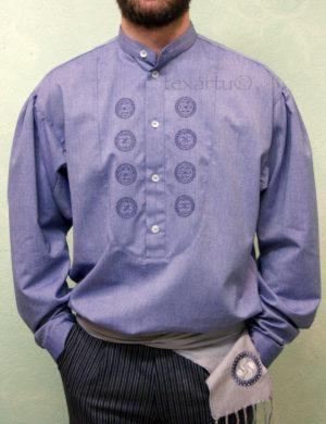 Camisa modelo Jaurrieta
