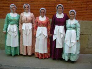 Iruña Taldea - Indumentaria Tradicional