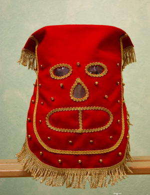 Máscara Kotilungorri