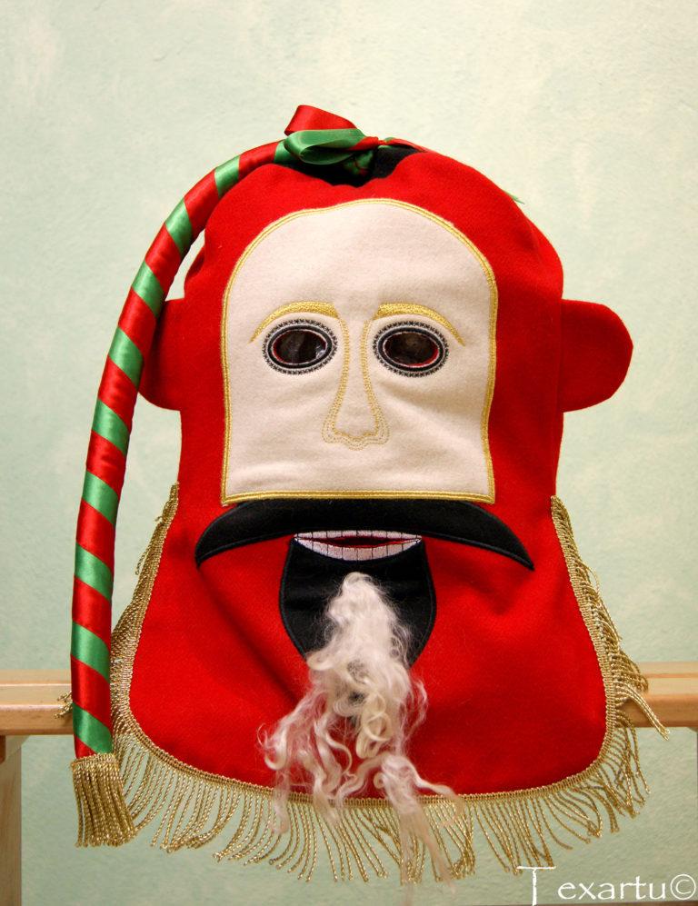 máscara bobo Otsagi