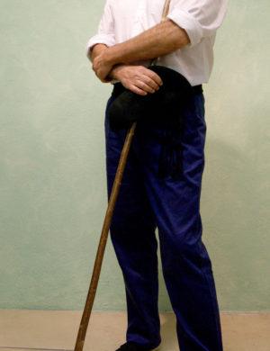 Conjunto traje casero Arrantzale