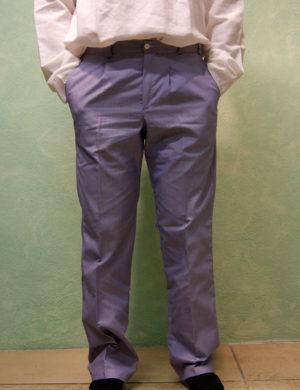 pantalón milrayas azul