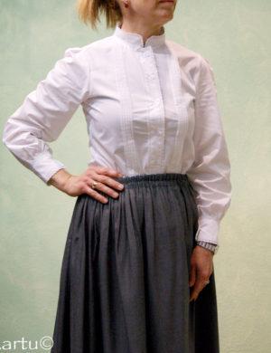 blusa traje casera euskal jantziak